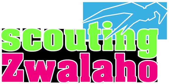 Logo scouting Zwalaho